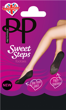 Pretty Polly Sweet Steps